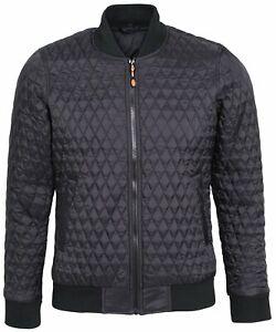 Men's Quilted flight jacket