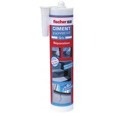 Ciment Express Cartouche 310ml Fischer - ton Gris