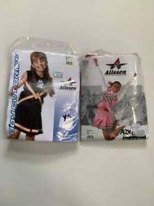 NIP Youth Adult Alleson Red Cheerleading Boy Cut Brief New In Package C301 (U24)
