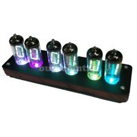 6-Digit VFD Tube Clock Nixie Tube Clock VFD Clock Kit For DIY GPS Clock Kit bt-