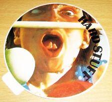 HARD STUFF JOHN DU CANN RECORD COMPANY PROMO STICKER 'BOLEX DEMENTIA' LP 1973