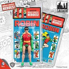 Robin Series 3 Kresge card DC World's Greatest Heroes Retro in hand