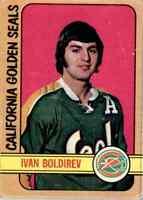 1972-73 O-Pee-Chee Ivan Boldirev Rookie #41