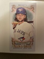 2021 Allen and Ginter Base Mini #1-350 Complete Your Set / You Pick!  SPs Incl