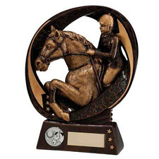 170mm Equestrian Trophy (RRP £9.99) inc free postage + engraving