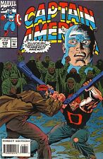 Captain America #418--To Have and to Have Not