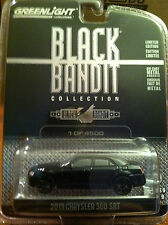 Greenlight BLACK BANDIT  2013 Chrysler 300  SRT