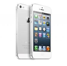NEUF APPLE IPHONE 5 32GB DEBLOQUE BLANC AVEC DES CADEAUX GRATUITS SMARTPHONE