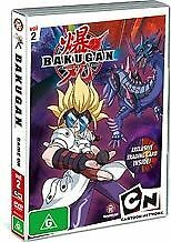 Bakugan : Vol 2 (DVD, 2009) - Region 4