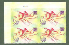 4334 Summer Olympic Games Plate Block Mint/nh (free shipping offer)