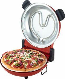Sirge OSOLEMIO Forno Pizza Elettrico con pietra refrattaria 400°C - 30cm - 1200W