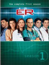 ER COMPLETE FIRST SEASON 1 New Sealed 7 DVD Set