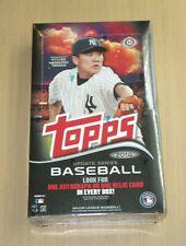 2014 Topps Update series baseball sealed Hobby box Mookie Betts?