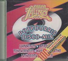 Grupo Latino Potpourris Disco Mix  CD New Sealed