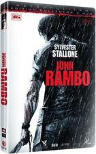 Edition Collector 2 DVD Boitier Métal / JOHN RAMBO / Stallone / NEUF cellophané