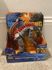 """Monsterverse Godzilla vs Kong MECHAGODZILLA WITH HEAV 6"""" Figure MINT + RARE NEW"""