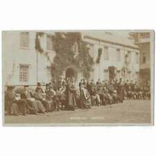 More details for lampeter st david's college, degree day candid shot at ceremony rp postcard 1910