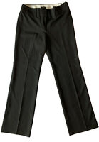 Ann Taylor Loft Women Black Pants Marisa Trouser Business New w/ Tags Size 4 NWT