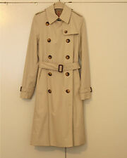 Brand New Women's Burberry Classic Trench Coat 100% Authentic - Size Small UK 4