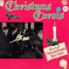 "Chetham's Hospital Boys' Choir(10"" Vinyl)Christmas Carols-Campion-RRS 1-VG-/Ex-"
