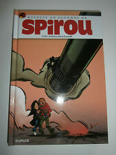 recueil du JOURNAL de SPIROU N° 319 album 3802 à 3811 benoit brisefer NEUF 2011