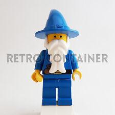 LEGO Minifigures - 1x cas019 - Majisto Wizard - Castle Castello Omino Minifig