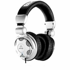 Behringer Headphones High Definition DJ Studio Earphones Head Ear Phones Sound