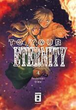 To your Eternity 4  - Manga - Egmont - Yoshitoki Oima - NEUWARE