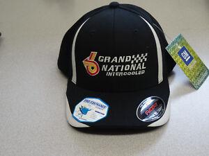BUICK TURBO GRANDNATIONAL INTERCOOLED GM LICENSED BALL CAP FLEXFIT MOISTURE WICK