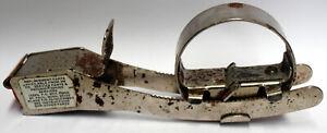 """Vintage Metal Scotch Filament/Masking Tape Dispenser Model H-120 to 1"""" Wide"""