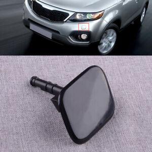 Left Headlight Washer Cover Cap Lamp Flap Bumper Trim Fit For Kia Sorento XM