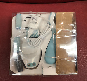 New other Amope Pedi Perfect Home Foot Spa Kit Charging Station Rechargeable Dua