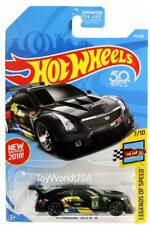 2018 Hot Wheels #70 Legends of Speed '16 Cadillac ATS-V R