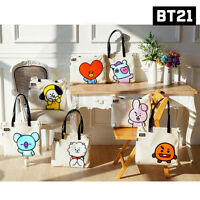 BTS BT21 Official Authentic Goods PVC Shoulder Bag 7Characters By Kumhong+track#