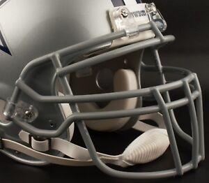 JASON WITTEN DALLAS COWBOYS Schutt ROPO-DW Football Helmet FACEMASK NFL - GRAY