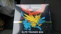 ✅🔥Hidden Fates Elite Trainer Box ETB Pokemon TCG- New & Factory Sealed