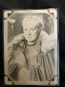 Game Of Thrones Iron Anniversary Brienne of Tarth Printing Plate Black 1/1 #74!