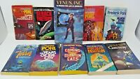10 Book Lot FREDERIK POHL Science Fiction Sci Fi SciFi SF Frederick Fantasy