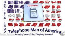Avaya IP Office 500V2 SD Card 700479710 Essential Edition 275631 267786 339096