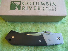 New in Box CRKT TIGHE TAC MODEL 8102 folding knife Columbia River knife and Tool