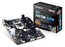 Gigabyte H81M-S2H - mATX Motherboard for Intel Socket 1150 CPUs