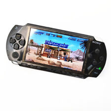 Refurbished Clear Black Sony PSP-1000 Handheld System Game Console
