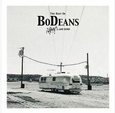 The BoDeans: Slash & Burn - Best of the BoDeans CD- Like New
