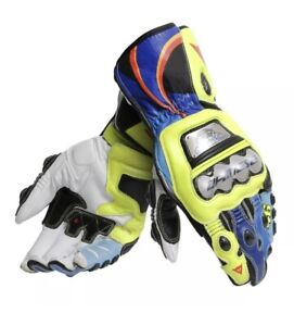 Dainese Full Metal 6 Valentino Rossi Gloves XL.