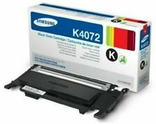 Original Samsung CLT-K4072S Black Toner Cartridge K4072S