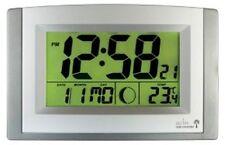 Acctim Radio télécommandé Horloge avec automatique cadran clair