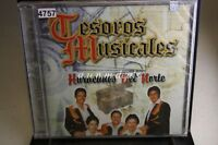 Huracanes Del Norte - Tesoros Musicales, 2003 ,Music CD (NEW)