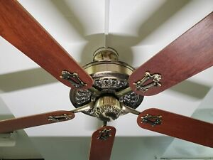 Refurbished Casablanca Victorian ll Inteli-Touch Ceiling Fan