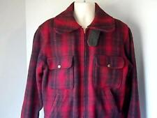 Woolrich Vintage 1960s 42 Wool Hunting Outfit Jacket Pants Buffalo Plaid Suit