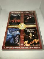 Horror Films- 4 Great Horror Movies On 2 Discs-dvd